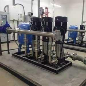 Centrifugal pump start and stop and precautions