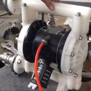 How to prolonging the service life of pneumatic diaphragm pumps?