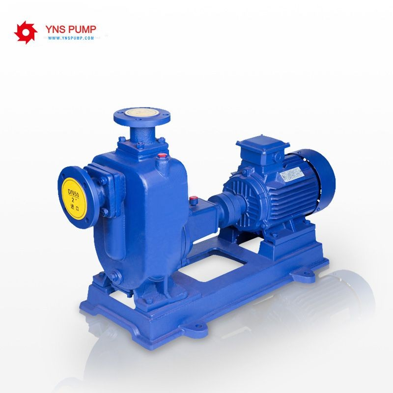 Self Priming Sewage Pump