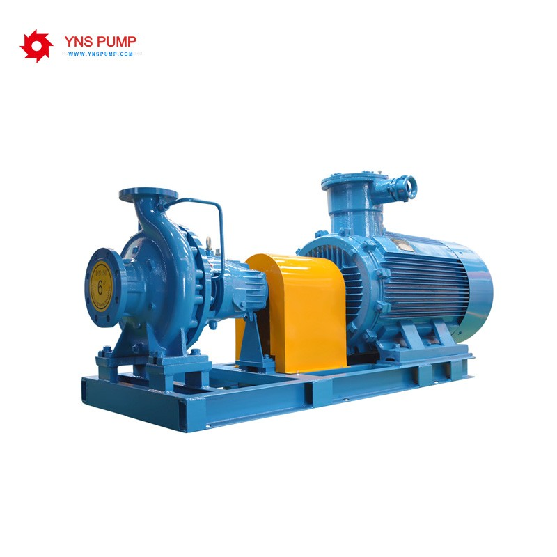 API610 Petrochemical Process Pump