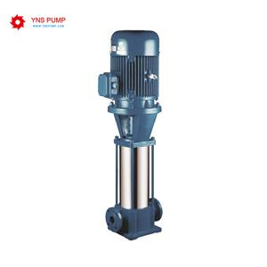 Cast Iron Multistage Booster Jockey Pump