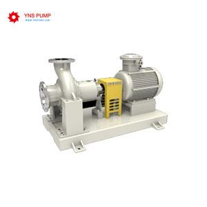 Chemical Process Pump with Magnetic Drive