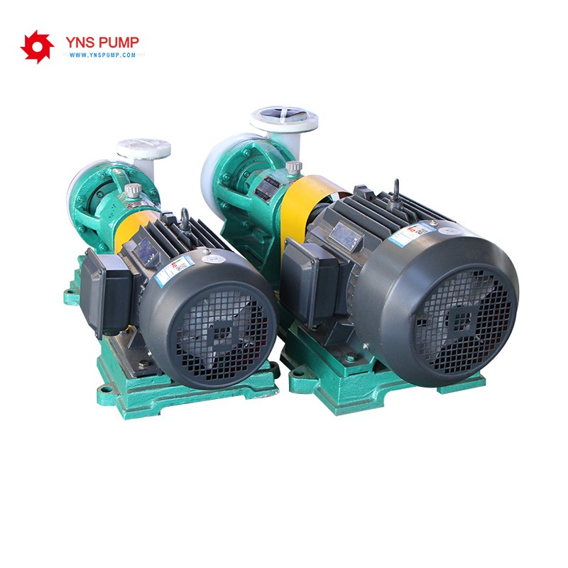 Corrosion-resistant Fluoroplastic Chemical Centrifugal Pump