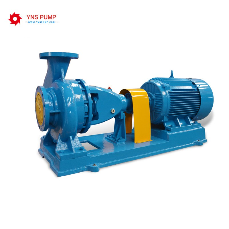 Single Stage End Suction Booster Pump For Fire Fighting With Diesel Engine