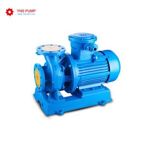 Horizontal Inline Booster Centrifugal Pump