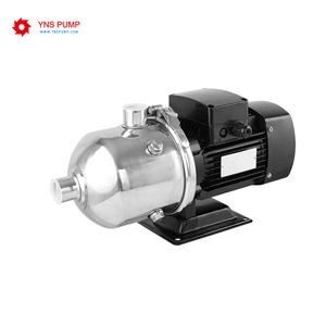 Horizontal Multistage Booster Pump