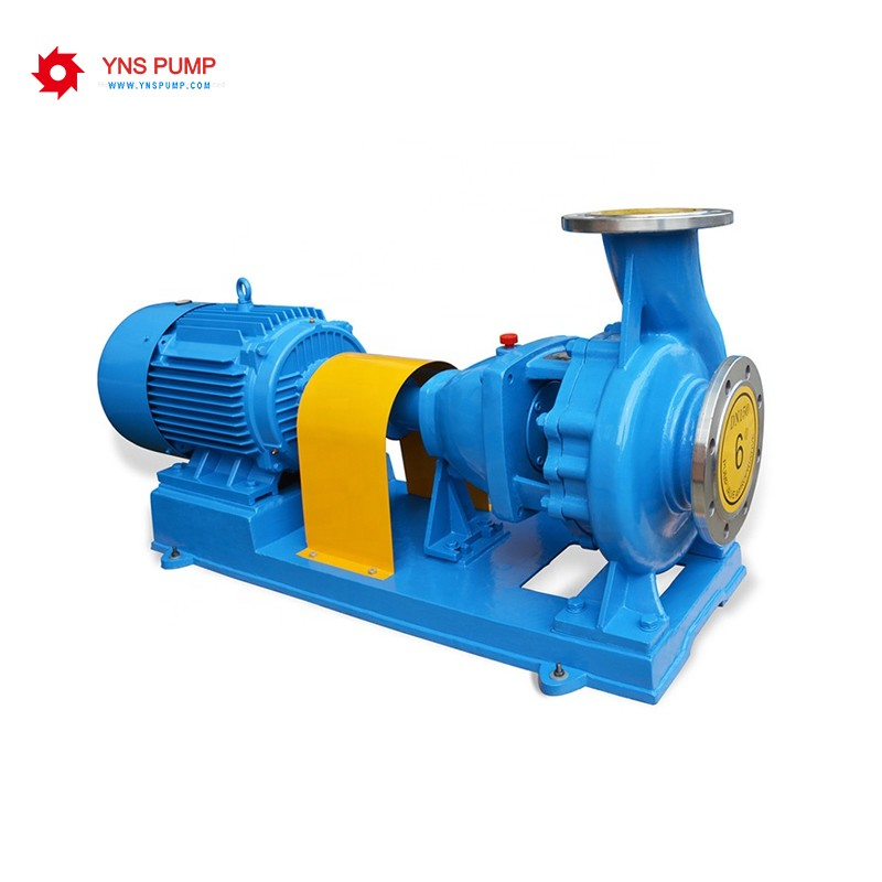 ISO Standard Chemical Centrifugal Pump