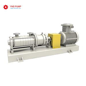 Multistage Centrifugal Pumps with Magnet Drive