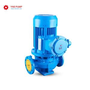 Vertical Inline Booster Centrifugal Pump